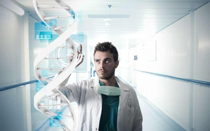DNA dokładniejsze...